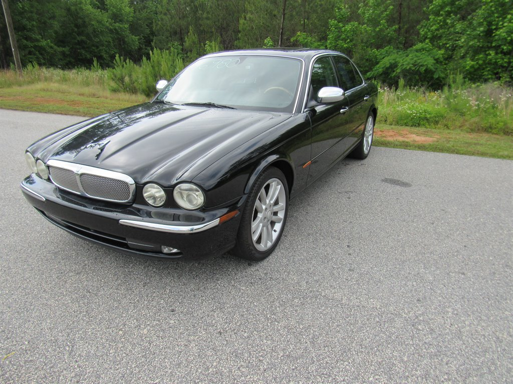jaguar vehicle details sedan for plas vanden sale